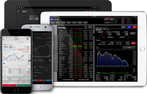 Interactive Broker mobile