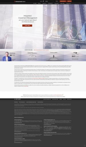 Interactive brokers australia forex