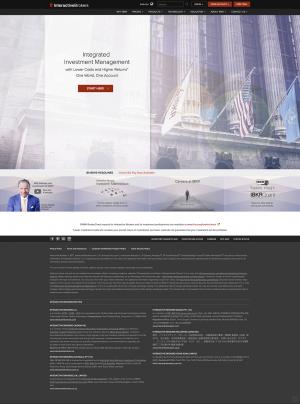 Interactive Brokers Screenshot