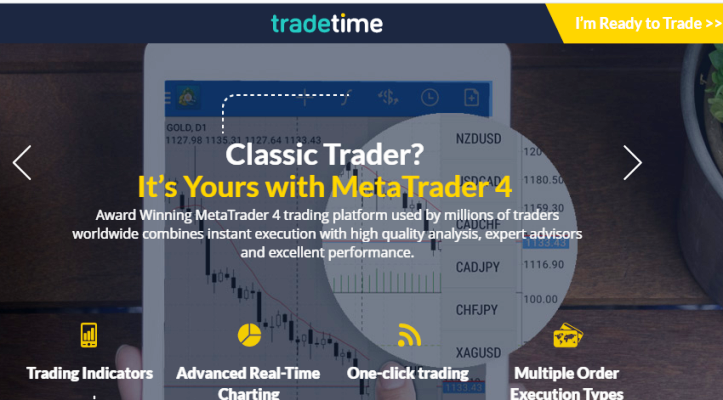 Tradetime MT4