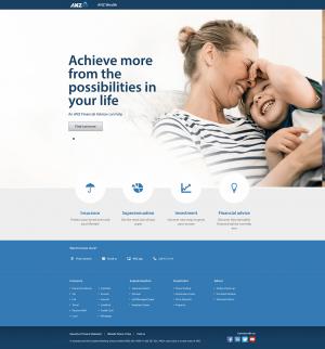 ANZ Share Investing Screenshot