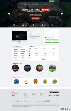 FinMax Screenshot