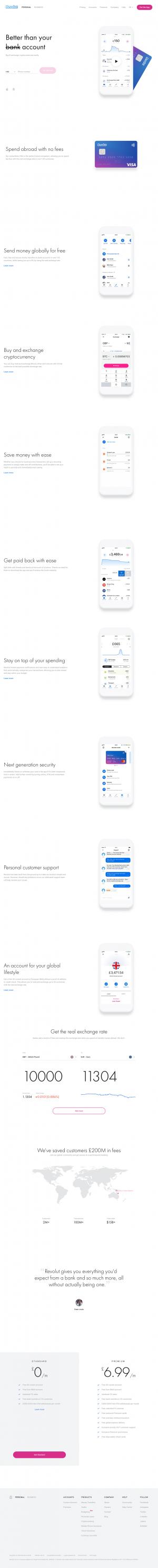 Revolut Screenshot