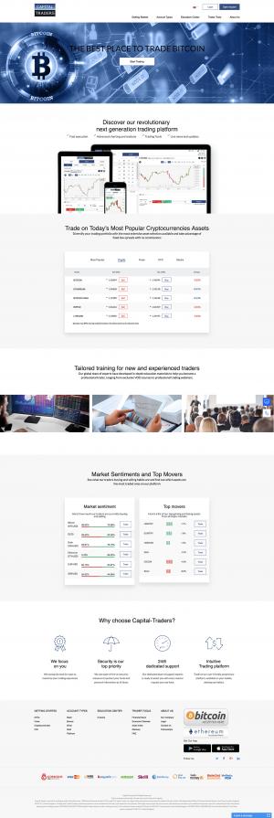 Capital Traders Screenshot