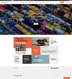 Swissquote Screenshot