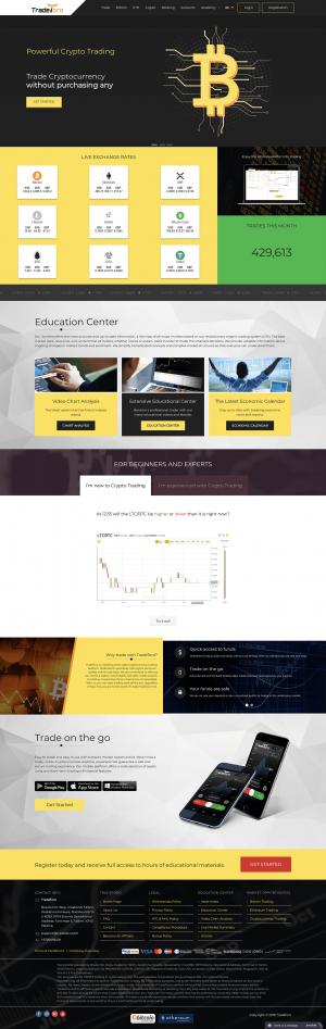TradeToro Screenshot