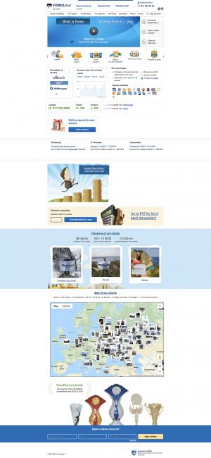 ForexStart Screenshot
